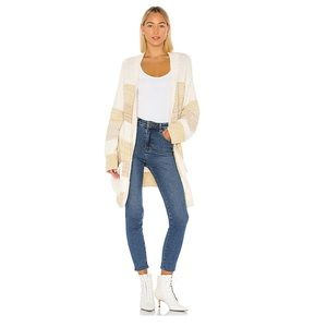 Free People | knitted cardigan sweater